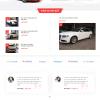 Giao Diện Website Thuexe Dành Cho Website Thuê Xe Dịch Vụ